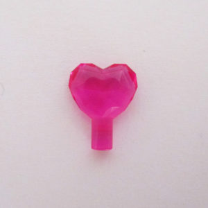 Gem - Pink Heart Shaped