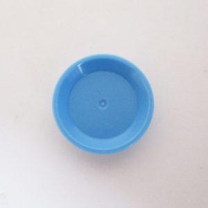 Plate - Medium Blue