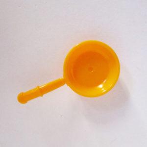 Frying Pan - Light Orange