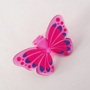 Pink & Magenta Butterfly Wings