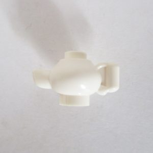 Teapot - White