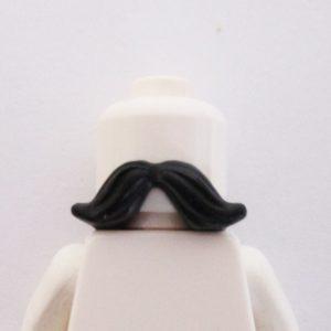 Mustache - Black
