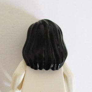 Long w/ Part down Shoulder