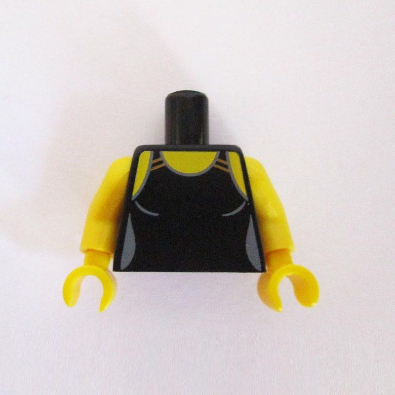 Black Swimsuit/Dress
