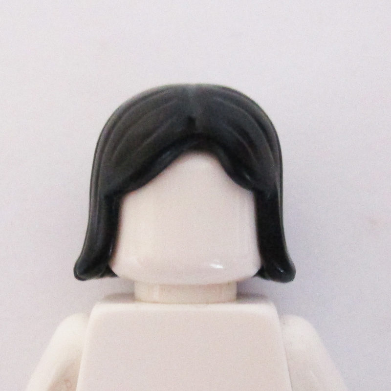 Mid-Length w/ Center Parting