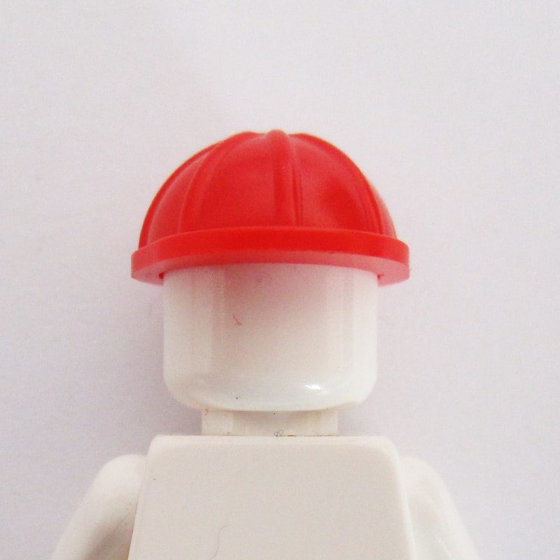 Construction Helm - Red