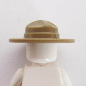 Wide Brim Hat - Tan