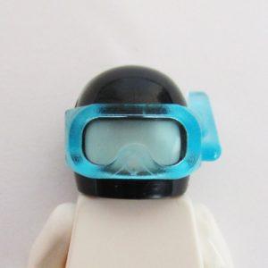 Standard Helm w/ Snorkel - Black
