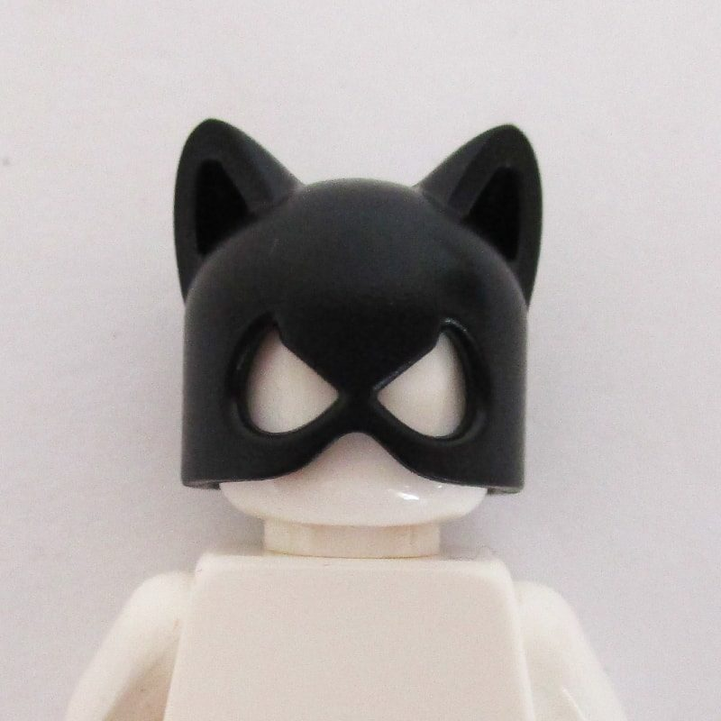 Catwoman Mask - Black