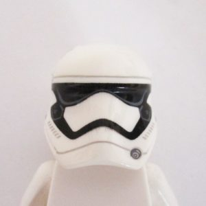 Stormtrooper Mask - White