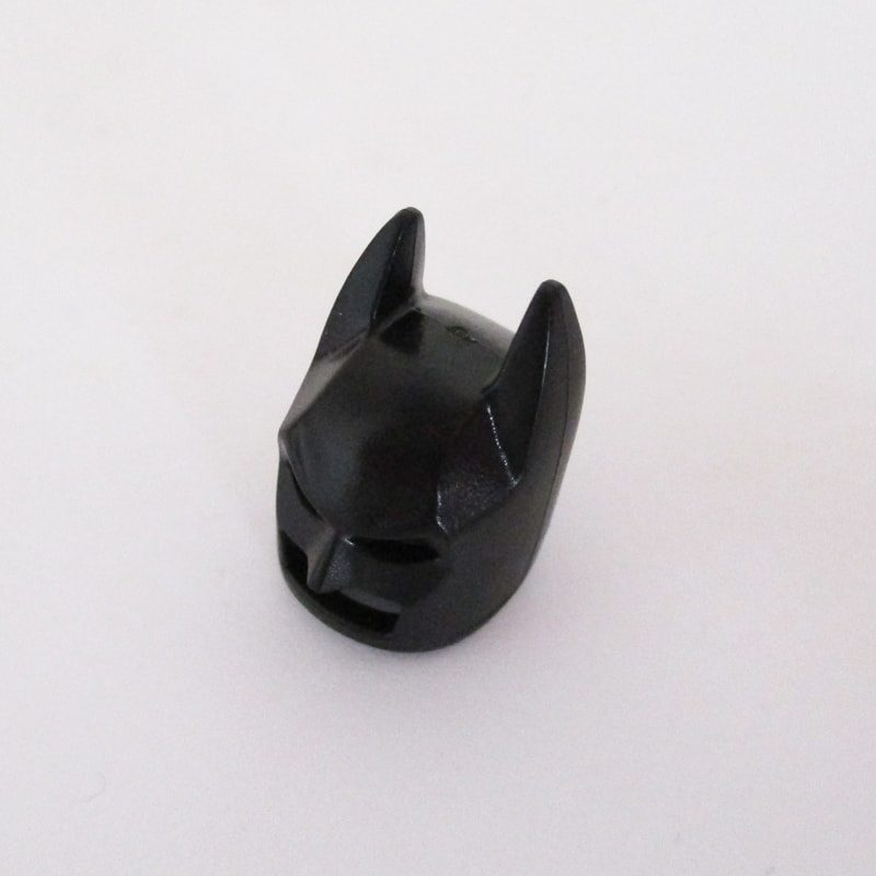 Batman Mask - Black