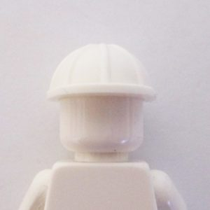 Construction Helm - White