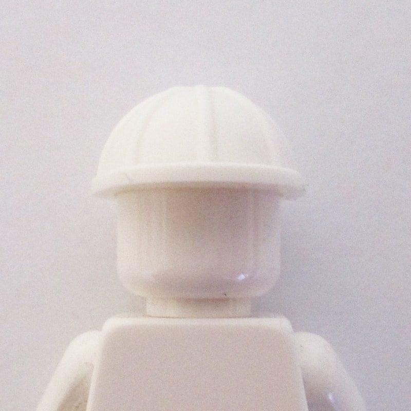 Construction Helm - White