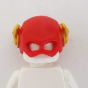 The Flash Mask - Red & Yellow