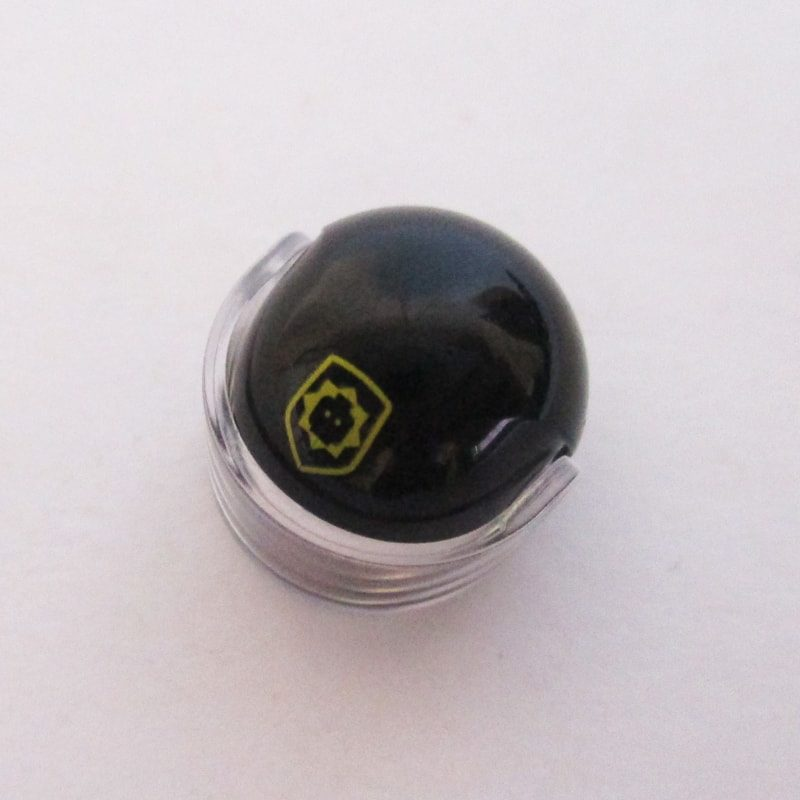 Standard Helm - Black w/ Icon