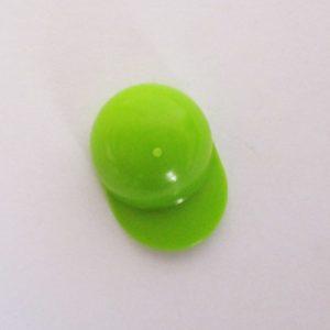 Short Peak - Lime Green