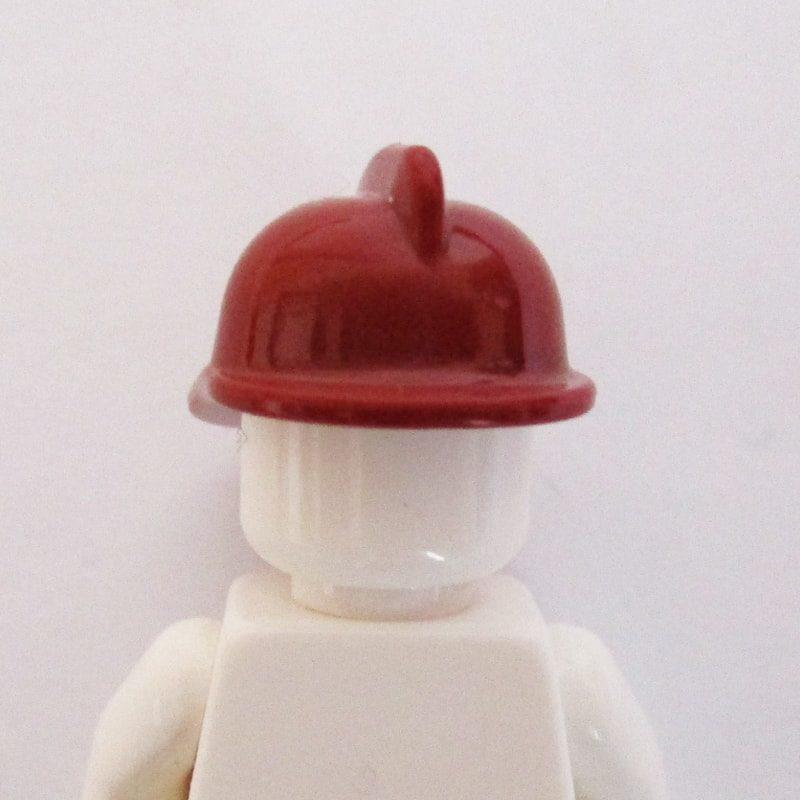 Fire Helm - Dark Red