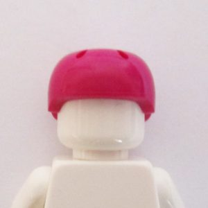Sports Helm w/ Vents - Magenta