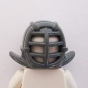 Kendo Helm - Dark Grey