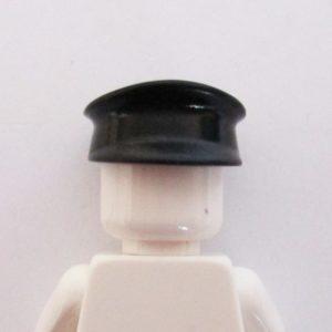 Police Hat - Black
