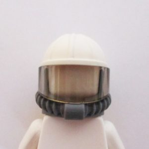 Construction Helm w/ Visor & Air Tank