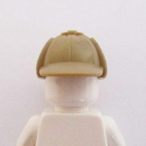Deerstalker Cap - Tan