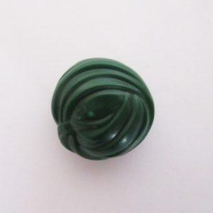 Wrapped Turban - Dark Green