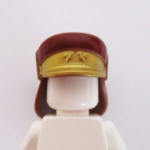 Starwars® Hat - Dark Red & Gold,