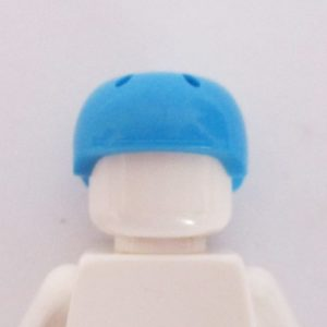 Sports Helm w/ Vents - Light Blue