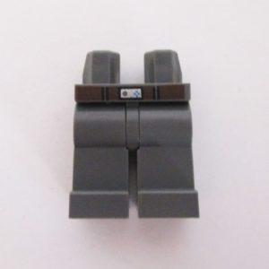 Dark Grey w/ Dark Brown Belt