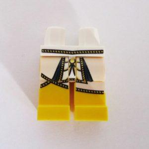 Gold & White Egyptian Inspired