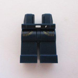 Dark Blue w/ Black Belt & Pockets