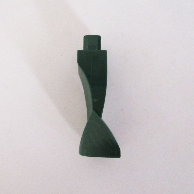 Dark Green Merman/Mermaid Tail