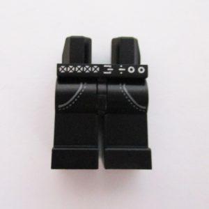 Black w/ Chain & Pockets