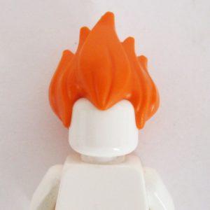 Spikey & FlameLike - Orange