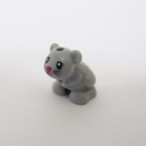 Hamster/Mouse - Light Grey