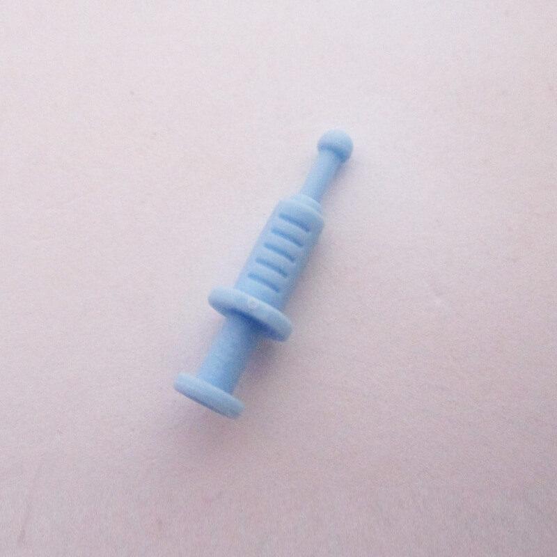 Medical Syringe - Light Blue