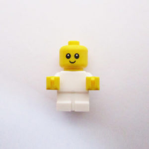 Baby - White Torso